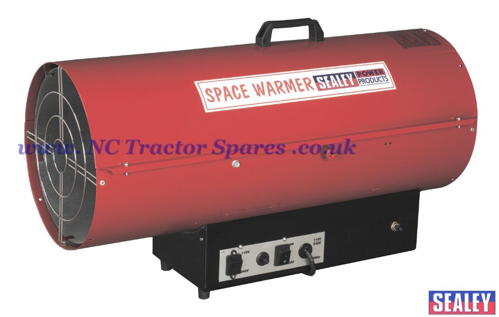 Space Warmer Propane Heater 112,700-273,150Btu/hr 110/230V